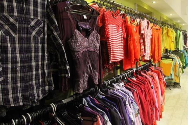 odzież używana, second hand, ubrania z drugiej ręki, ubrania, jakość, materiał, ciuchland